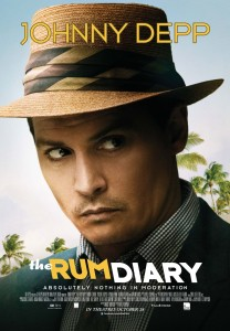 Johnny-Depp-Poster-in-The-Rum-Diary
